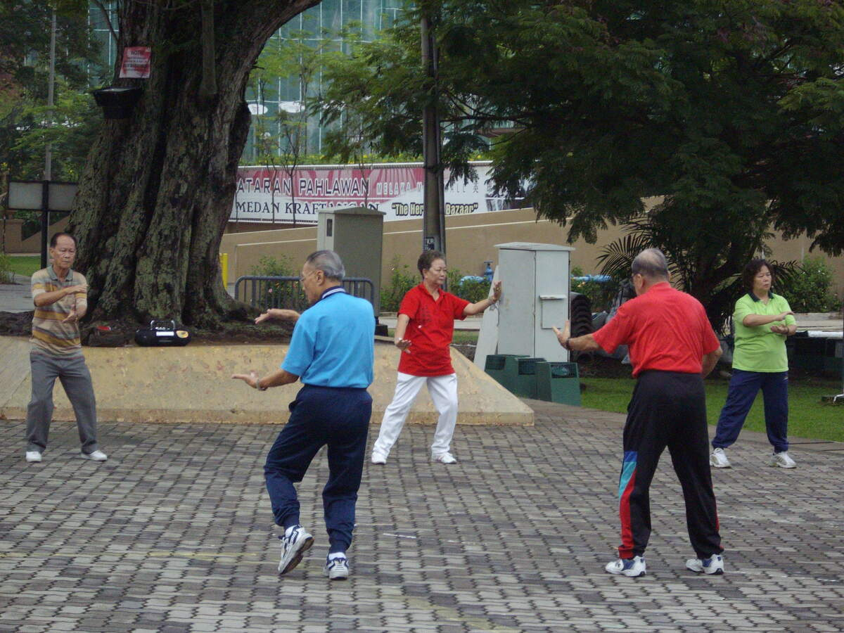 Image for World Tai Chi and Qigong Day