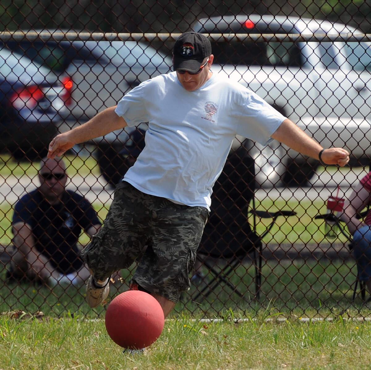 Image for National Kickball Day