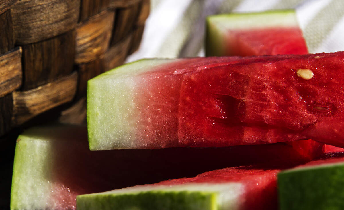 Image for Quince and Watermelon Month