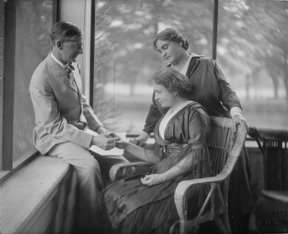 Image for Helen Keller Day