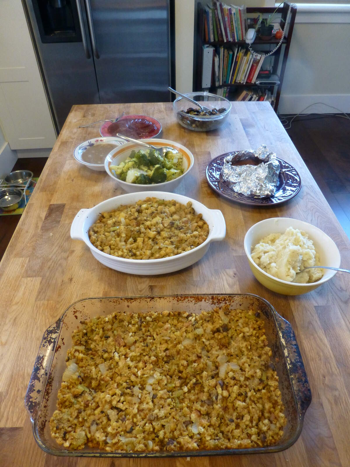 Image for National Stuffing Day