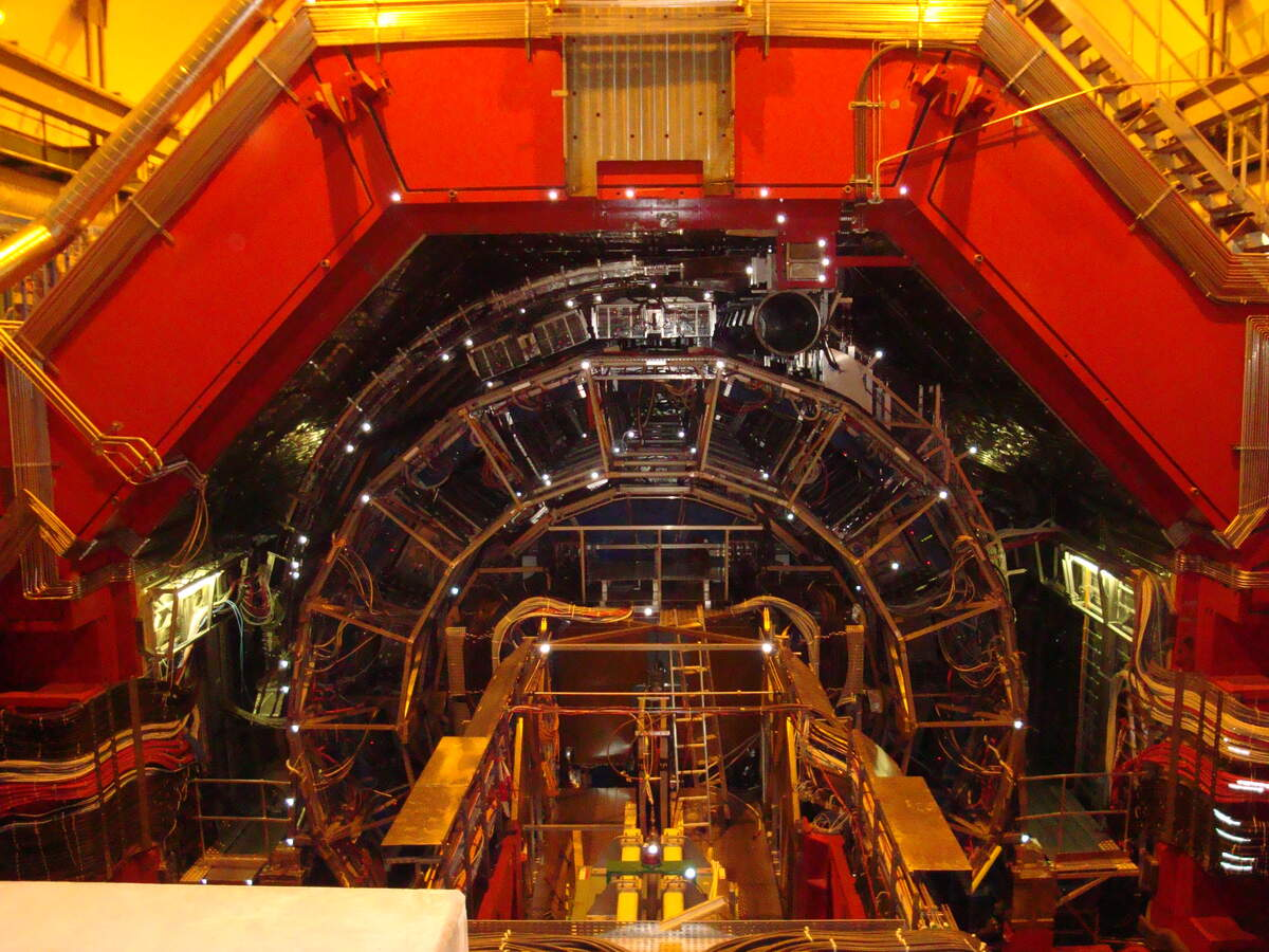 Image for Blame It on the Large Hadron Collider Day