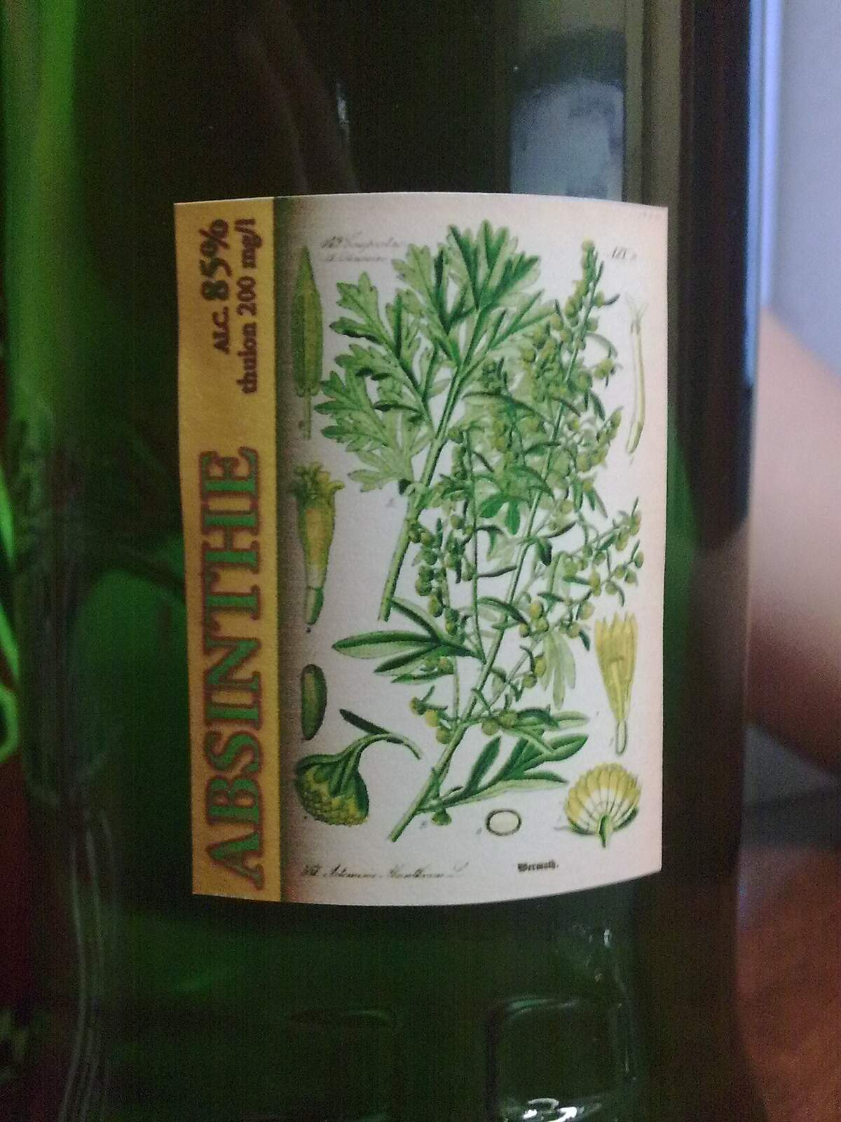 Image for National Absinthe Day
