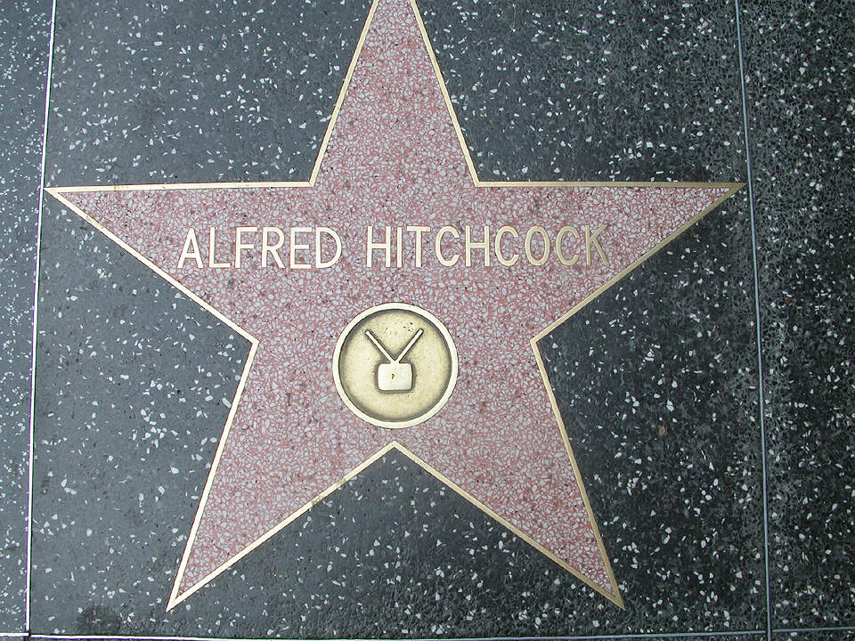 Image for National Alfred Hitchcock Day