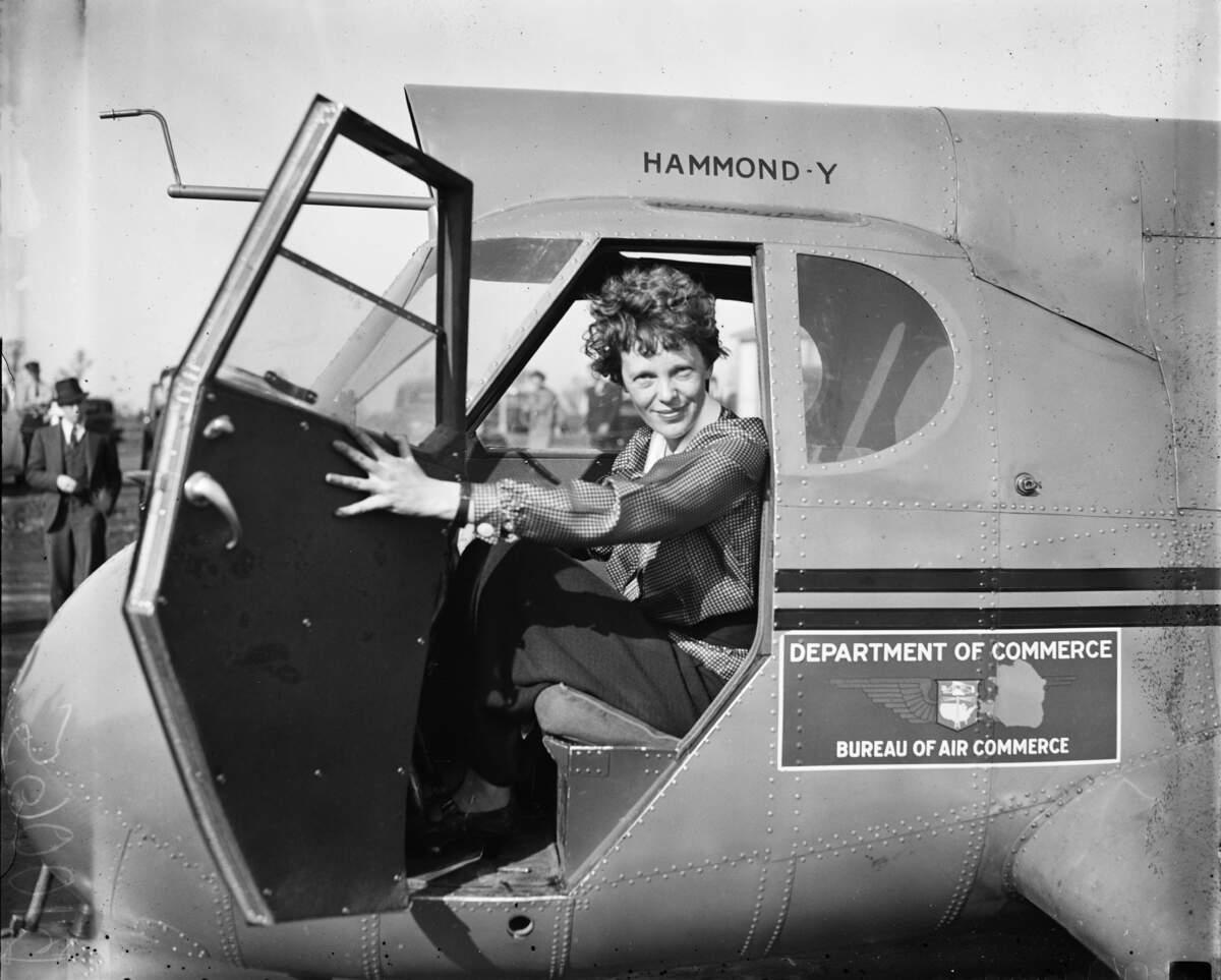 Image for Amelia Earhart Day