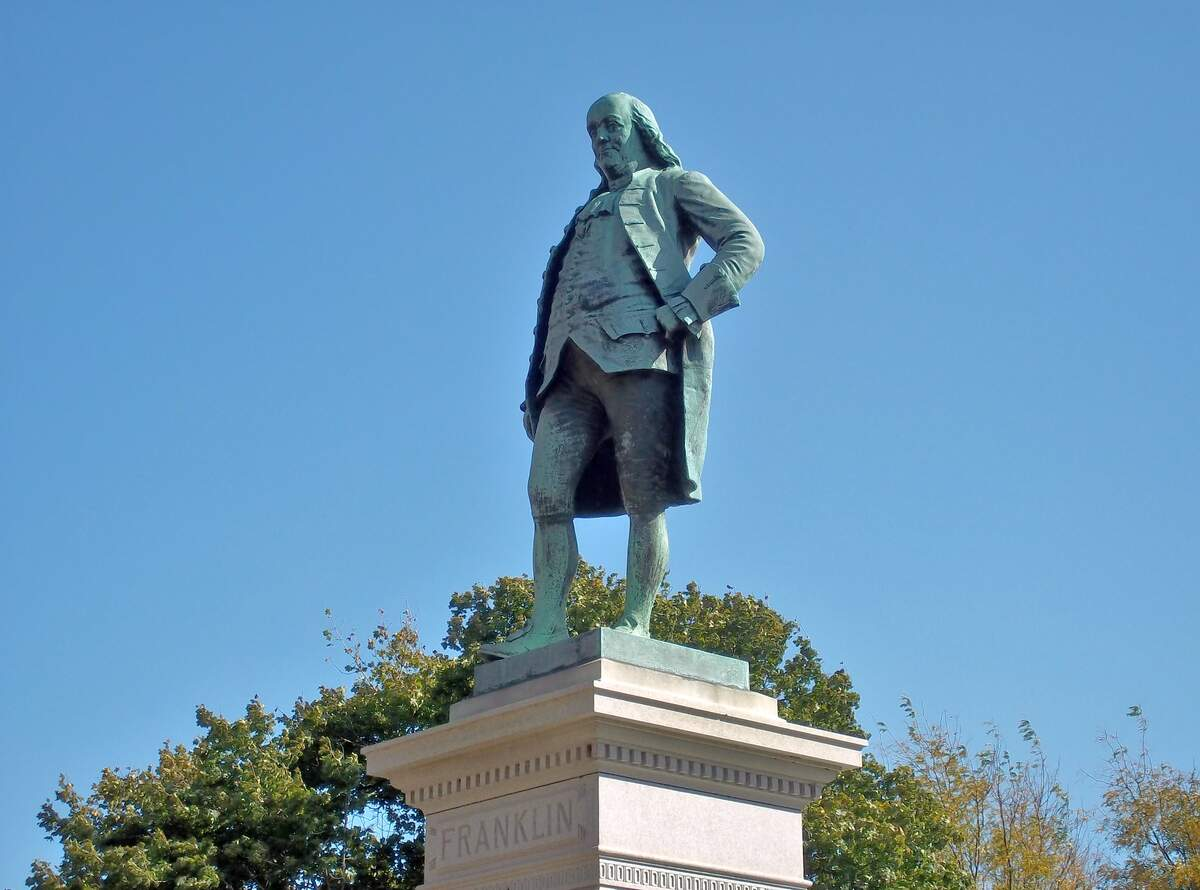 Image for Ben Franklin Day