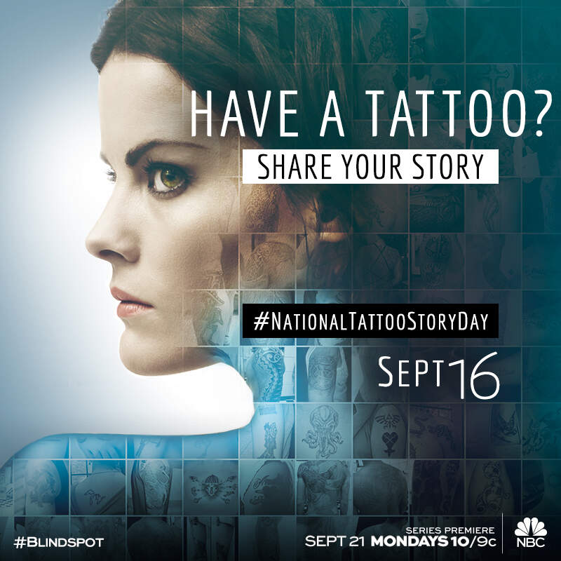 Image for National Tattoo Story Day