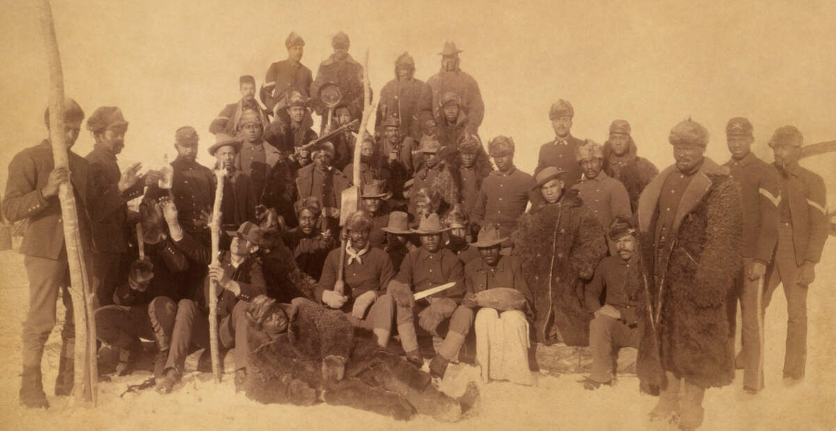 Image for Buffalo Soldiers Day