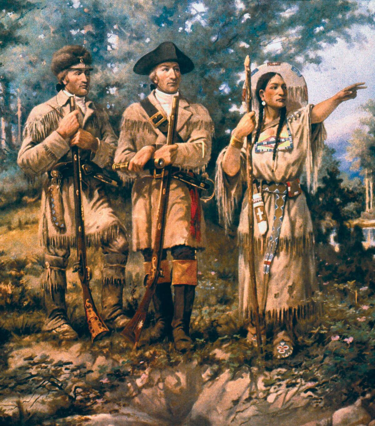 Image for Sacagawea Day