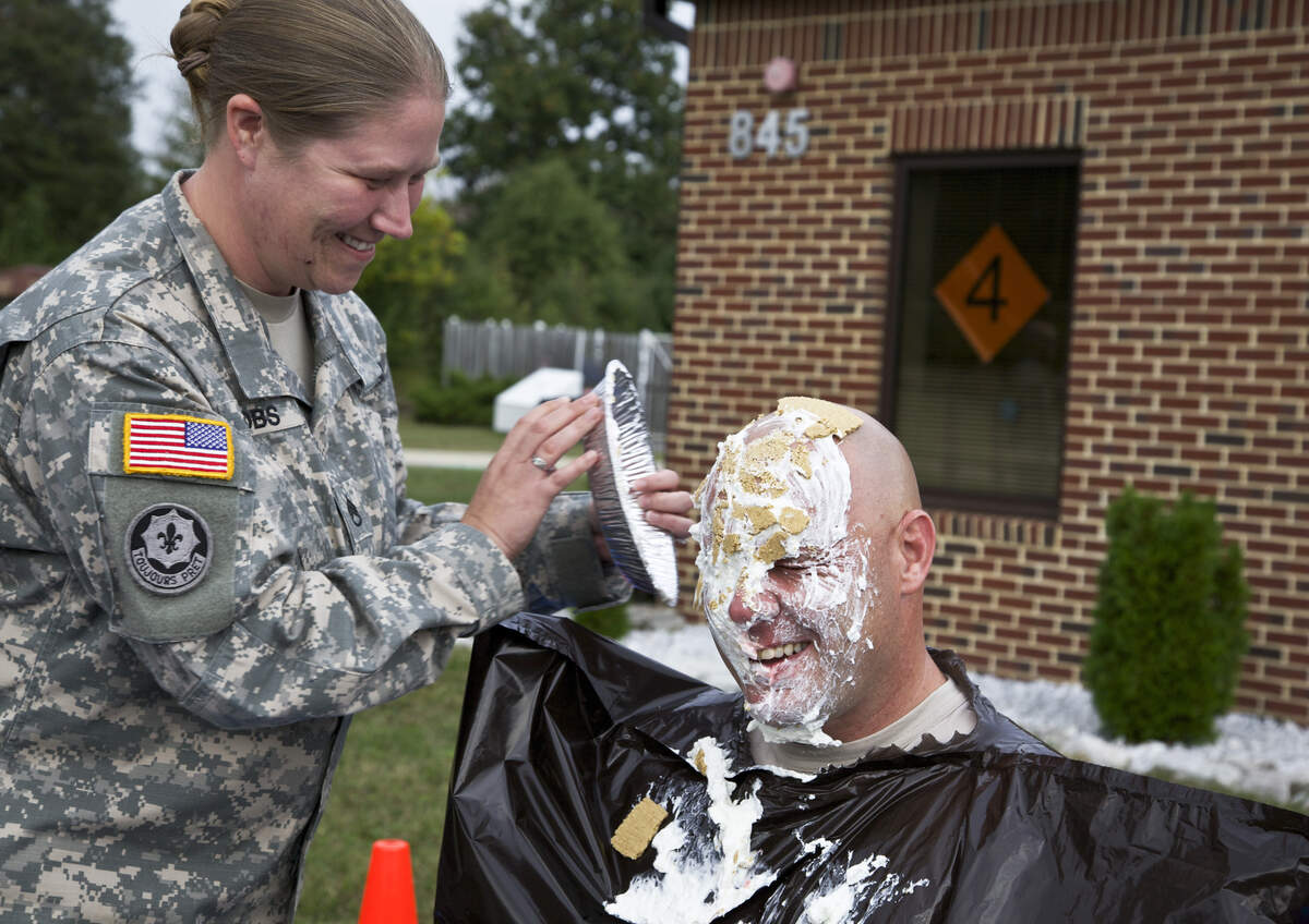 Image for Pie in the Face Day