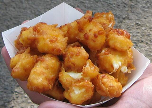 Image for National Cheese Curd Day