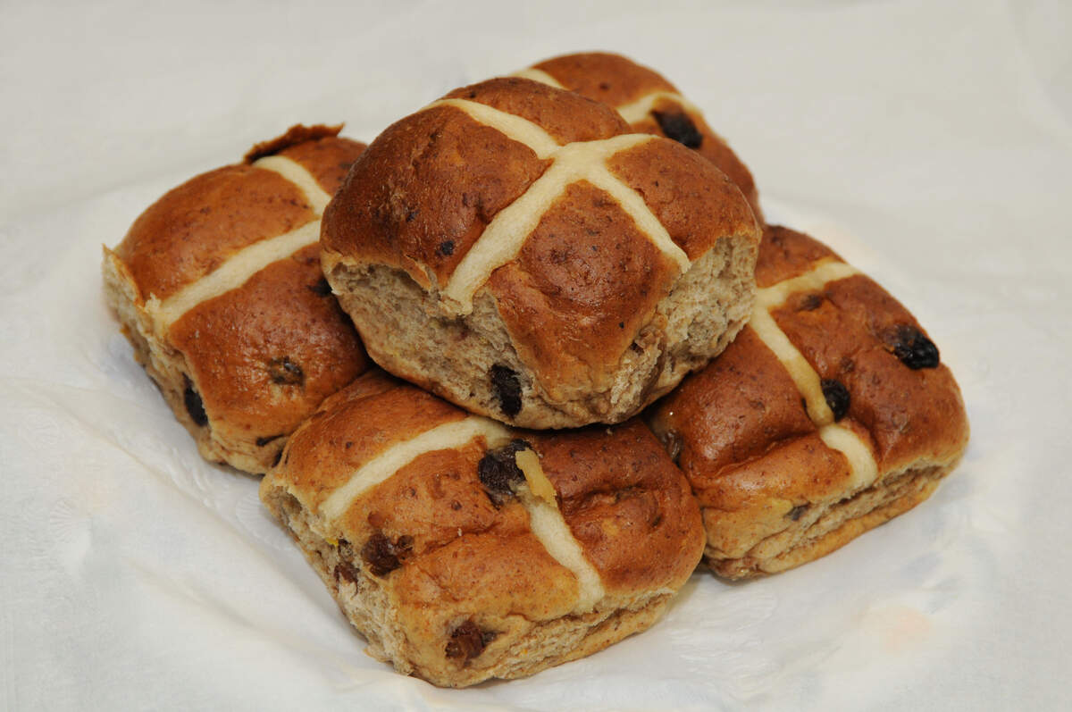 Image for National Hot Cross Bun Day