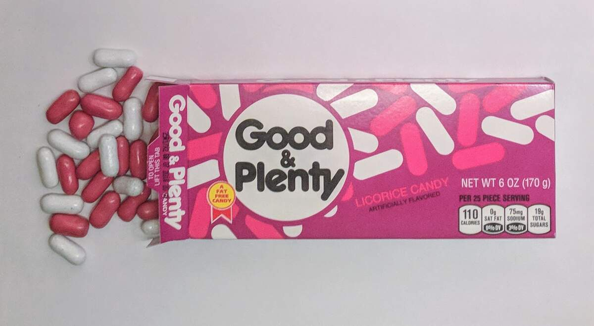 Image for National Good and Plenty Day