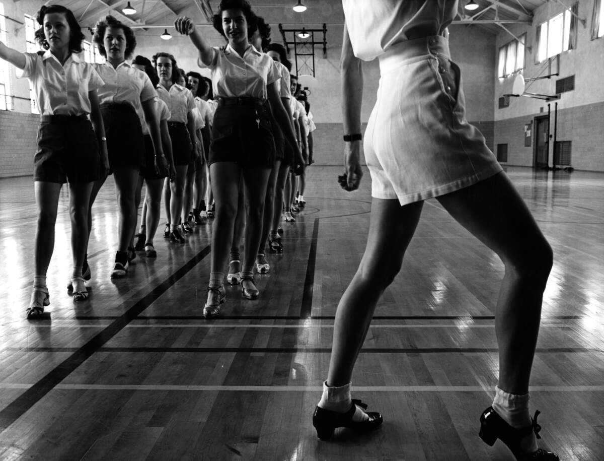 Image for National Tap Dance Day