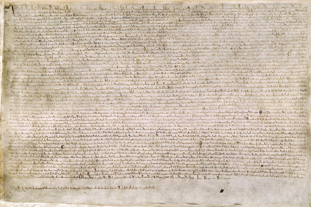 Image for Magna Carta Day
