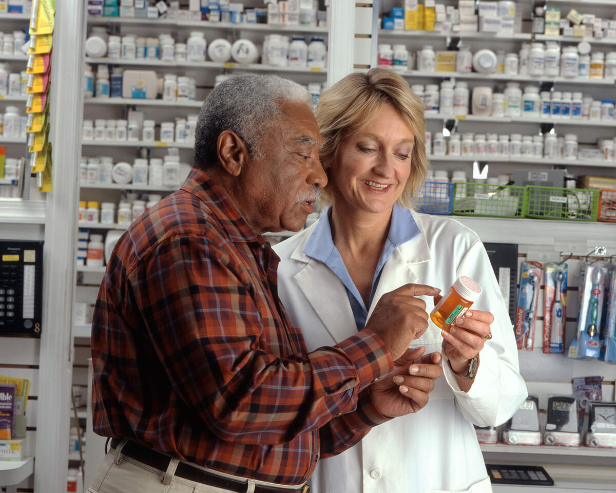 Image for American Pharmacists Month