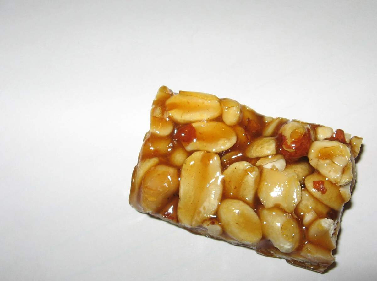 Image for National Peanut Brittle Day