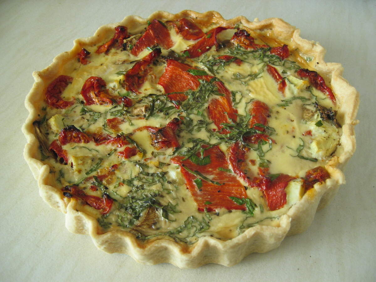 Image for National Quiche Lorraine Day