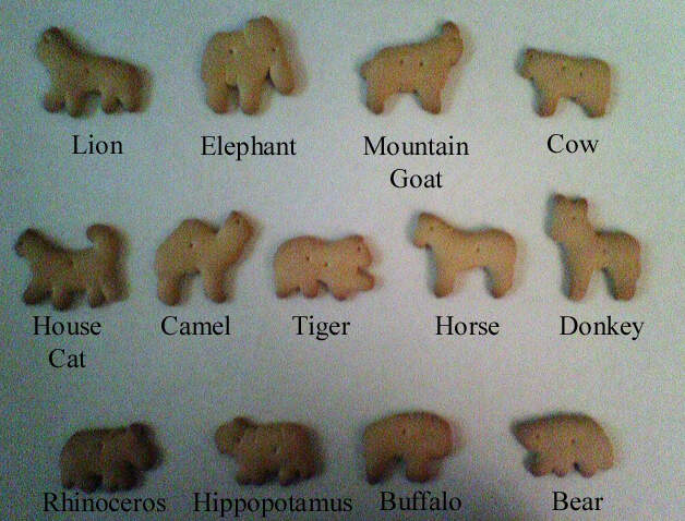Image for National Animal Crackers Day