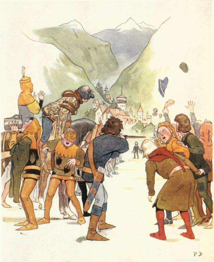 Image for William Tell Day