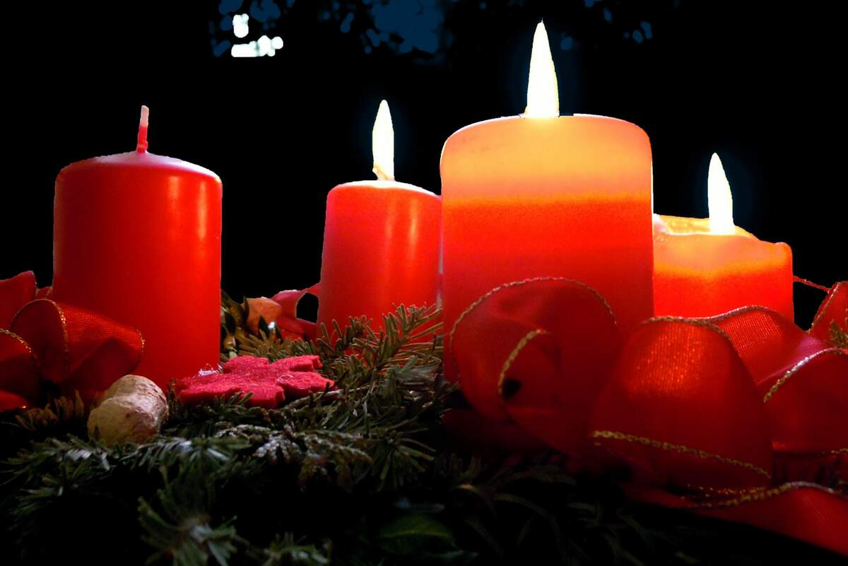 Image for International Scented Candle Day