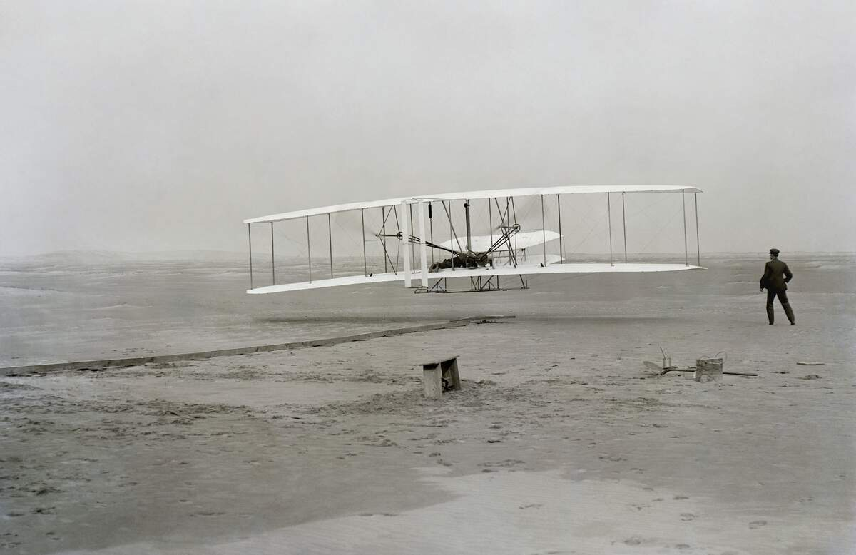 Image for Wright Brothers Day