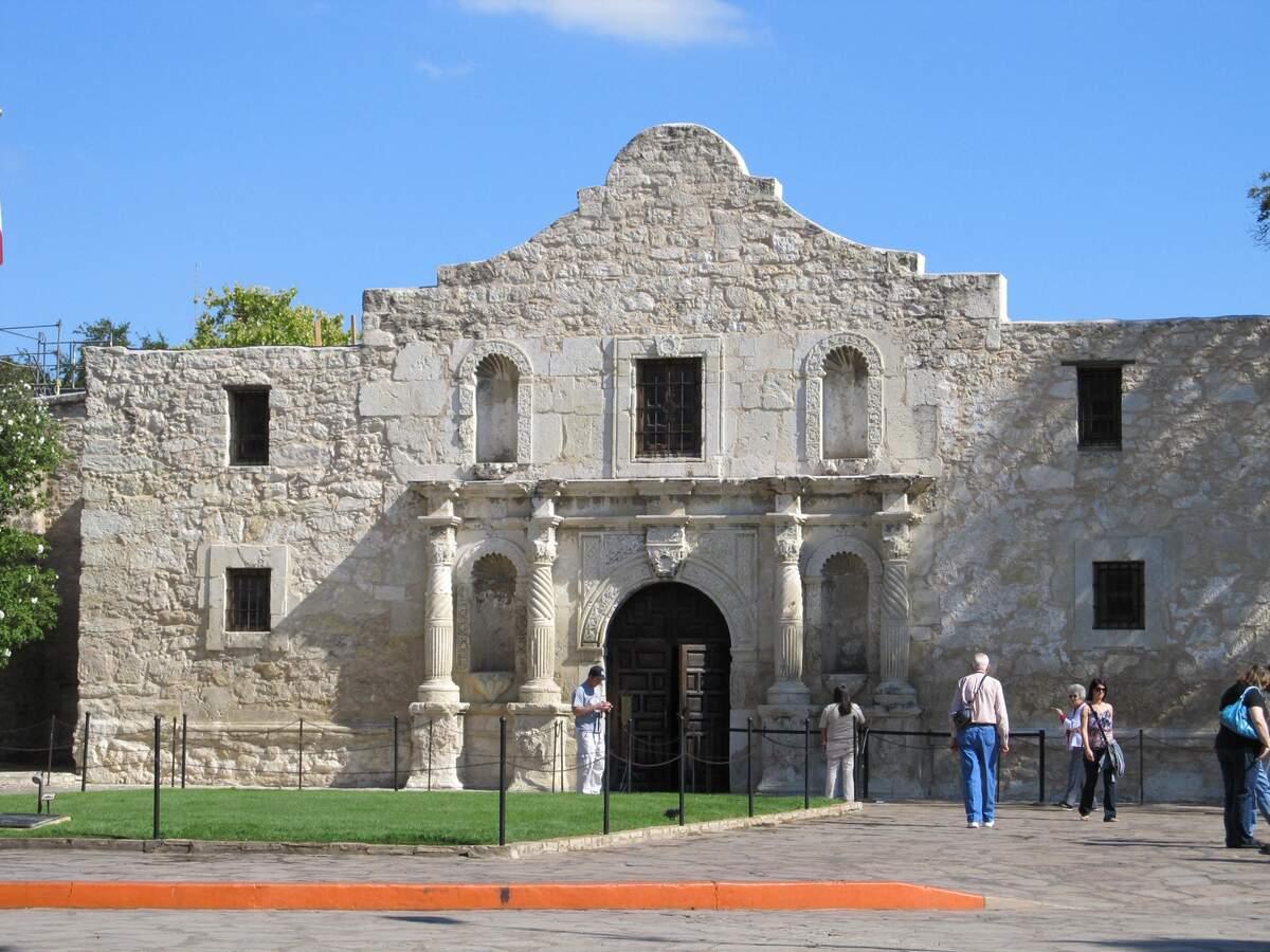 Image for Alamo Day