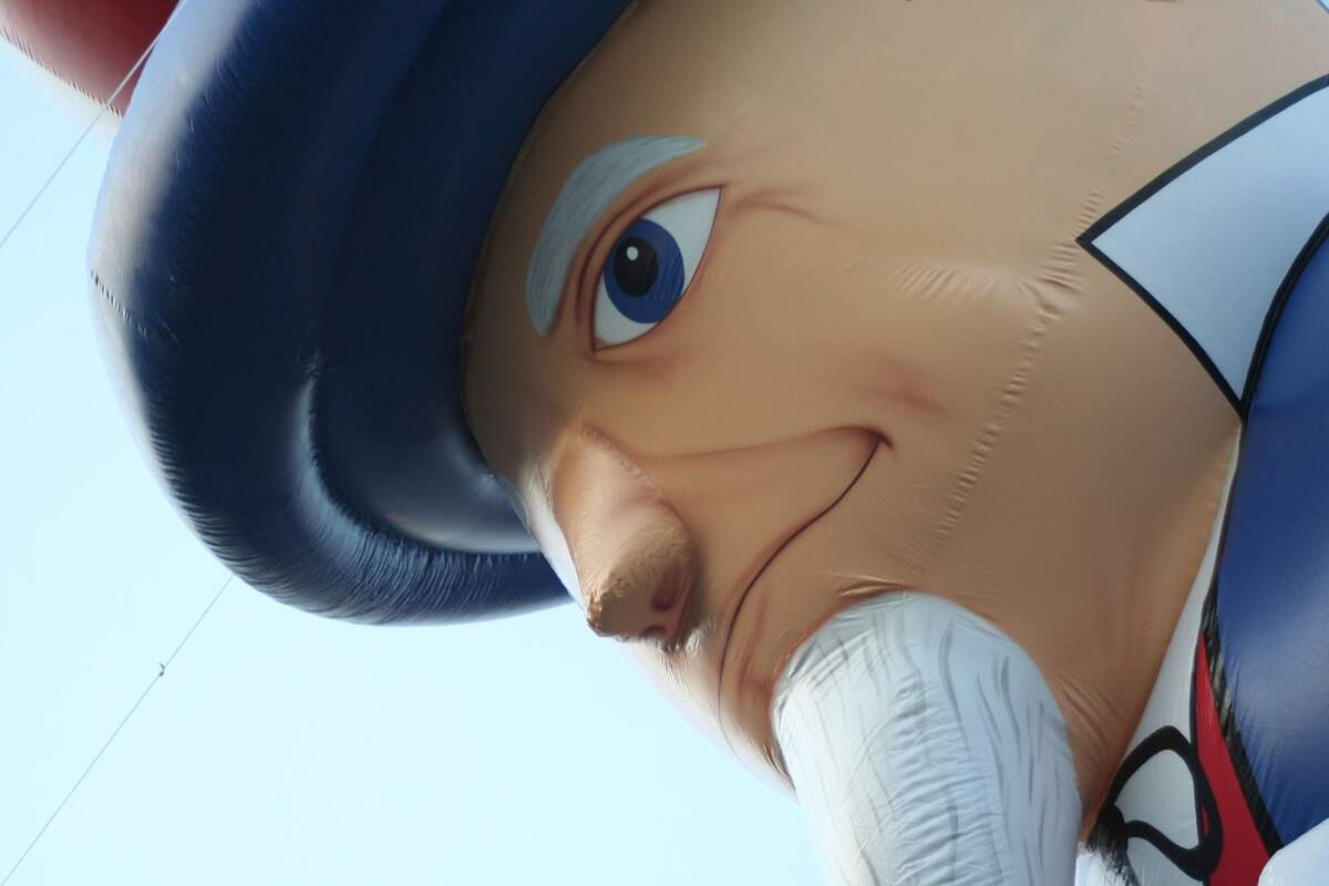 Image for Uncle Sam Day