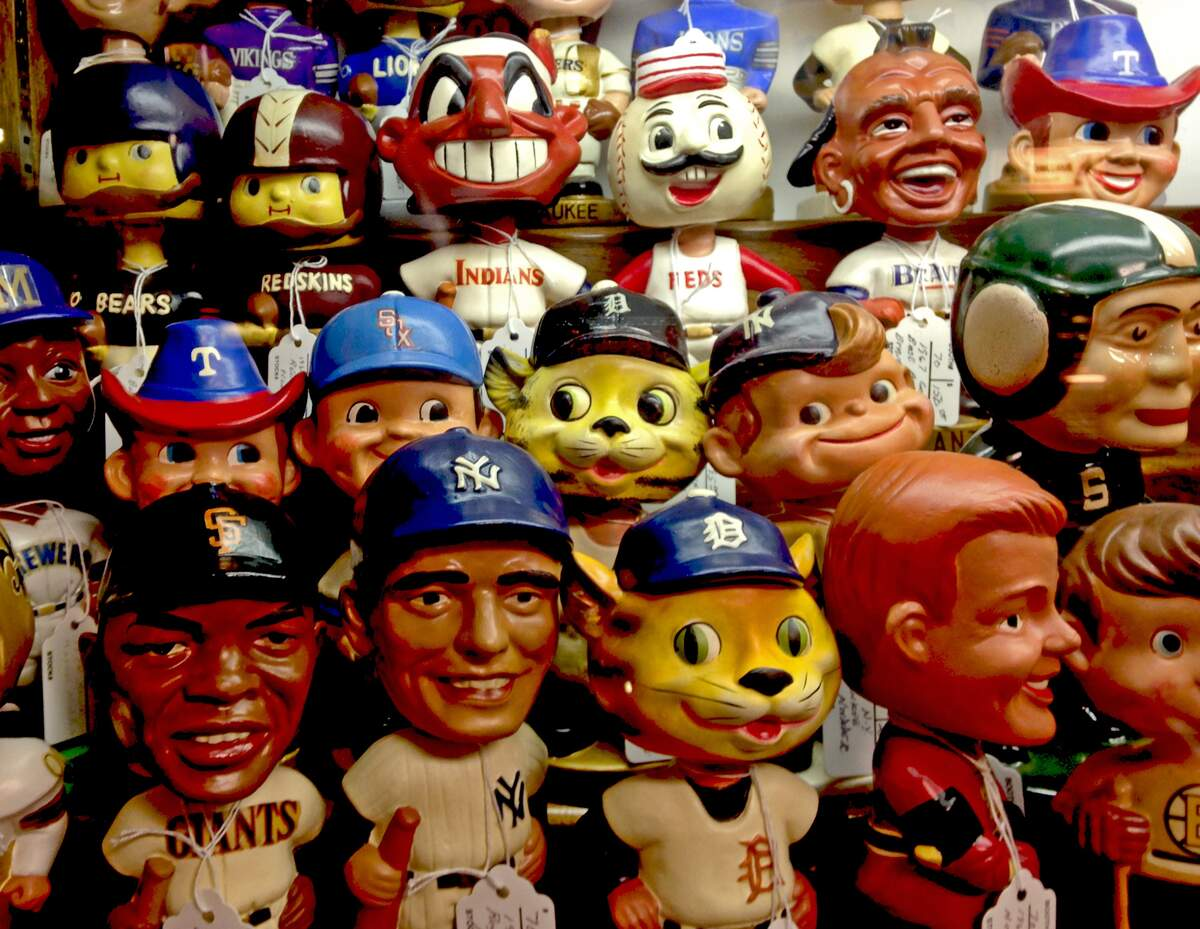 Image for National Bobblehead Day