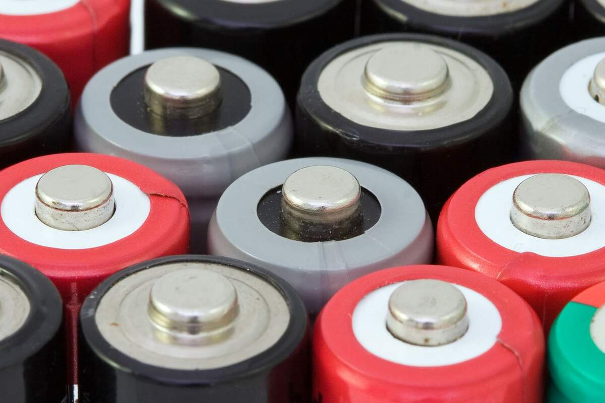 Image for National Battery Day