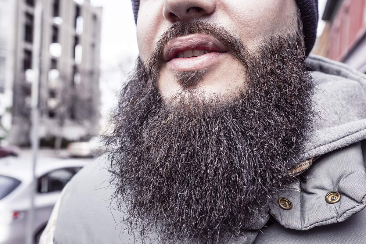 Image for National No Beard Day