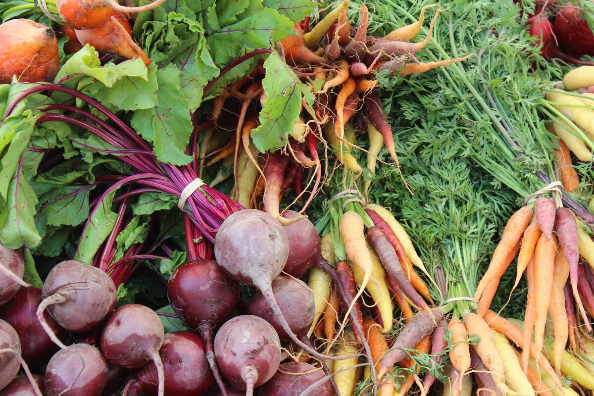 Image for Root Vegetables and Exotic Fruits Month