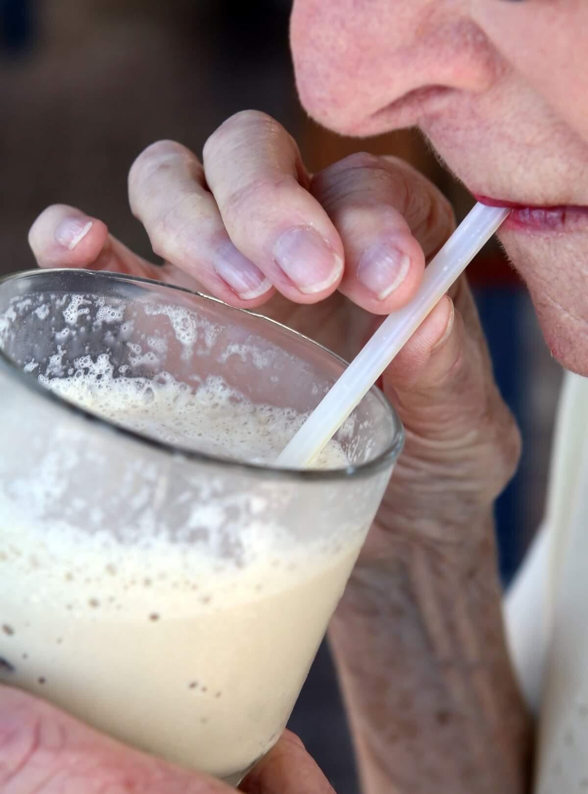 Image for National Vanilla Milkshake Day
