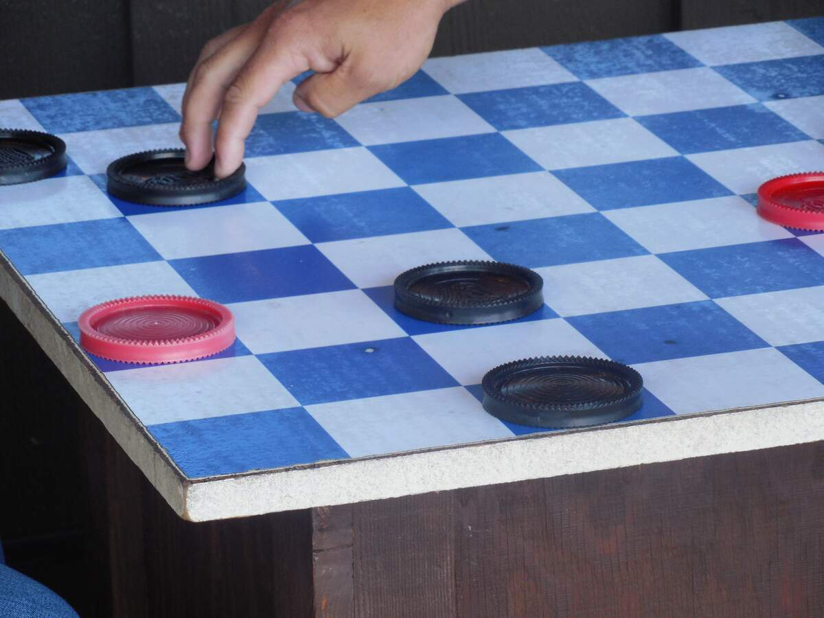 Image for National Checkers Day