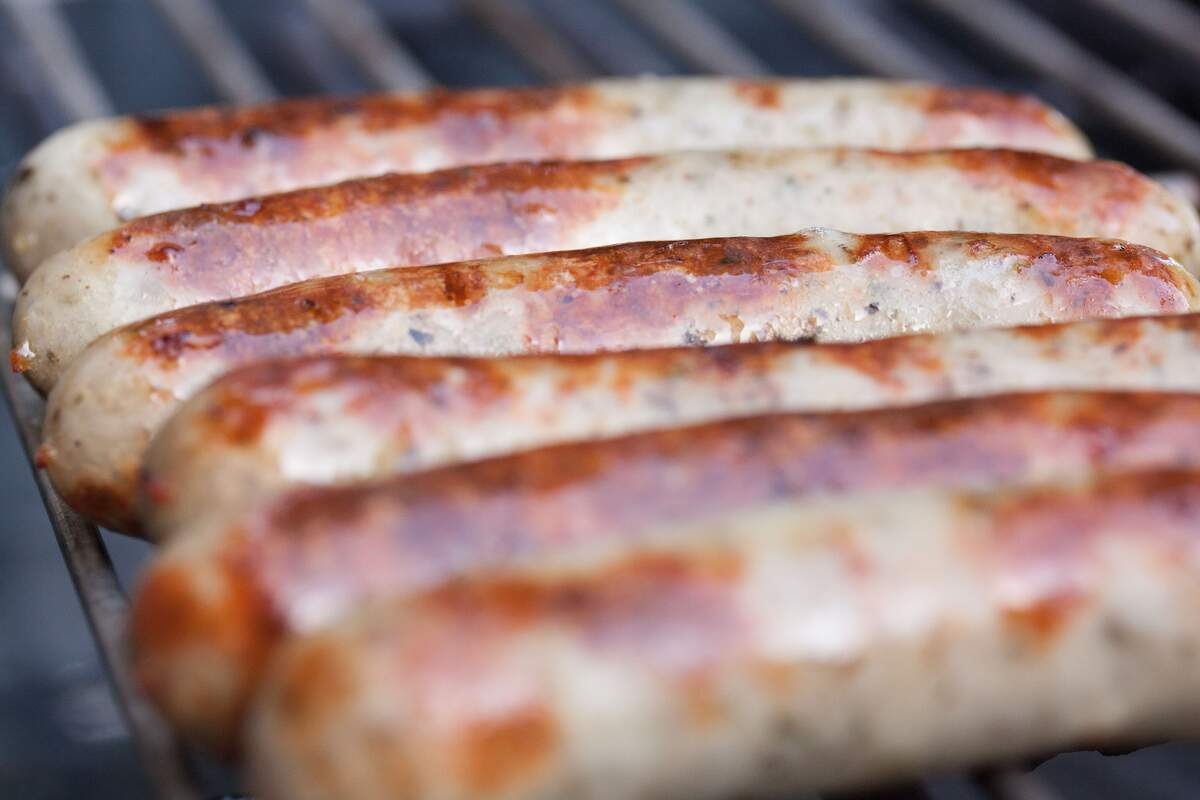 Image for National Bratwurst Day