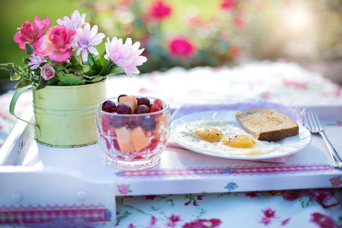Image for Better Breakfast Month
