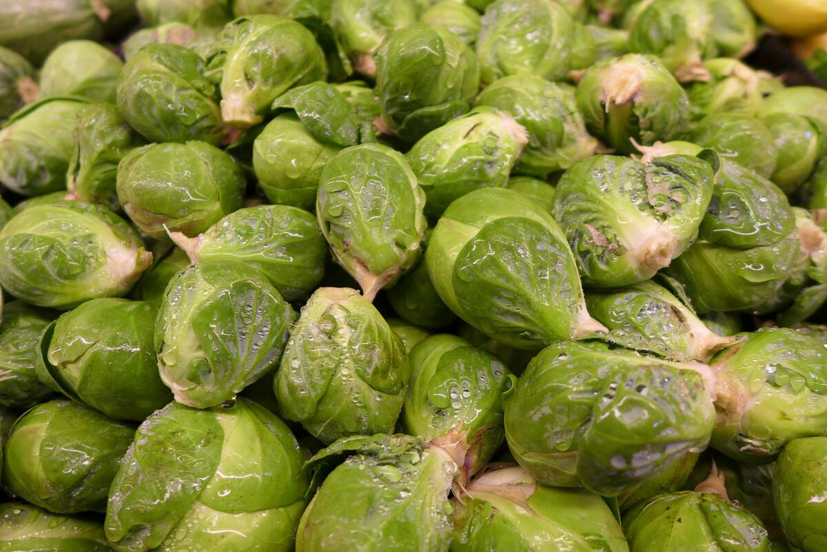 Image for Eat Brussel Sprouts Day