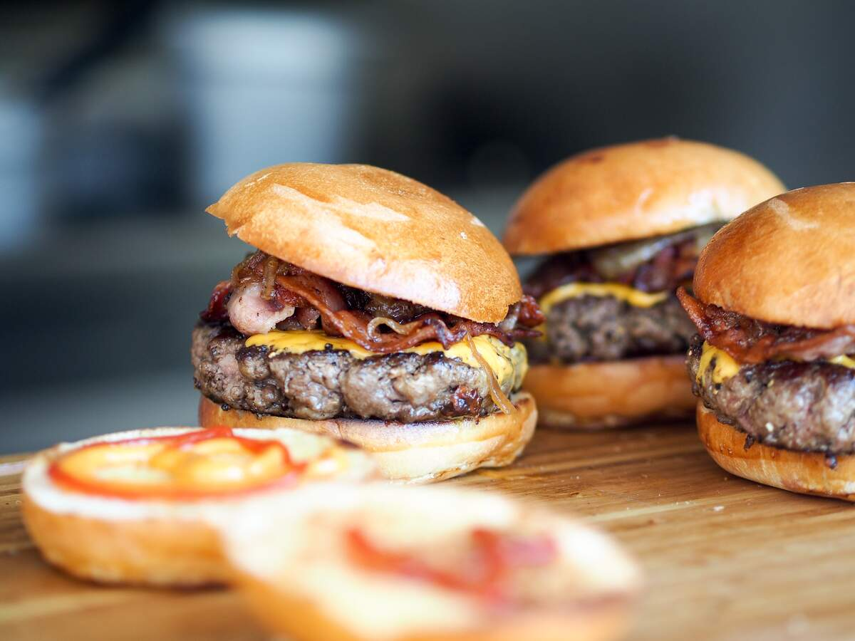 Image for National Hamburger Month