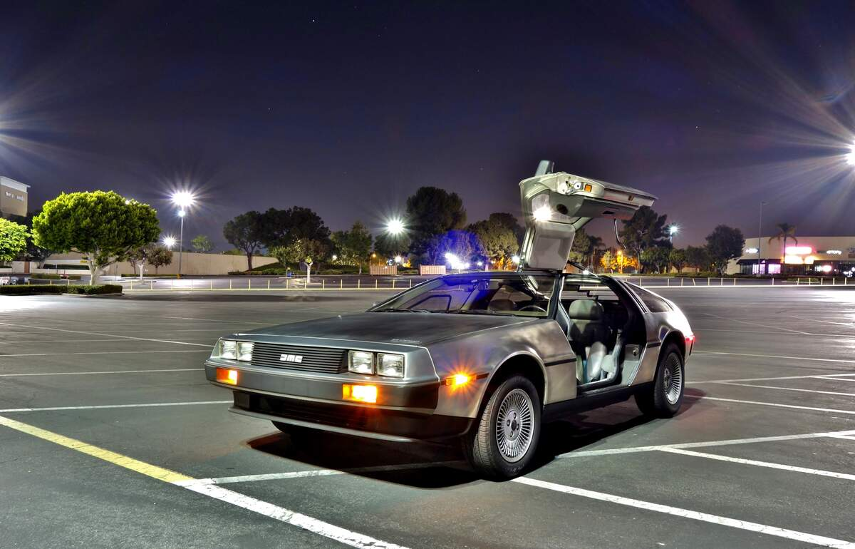 """Image for """"Back to the Future"""" Day"""