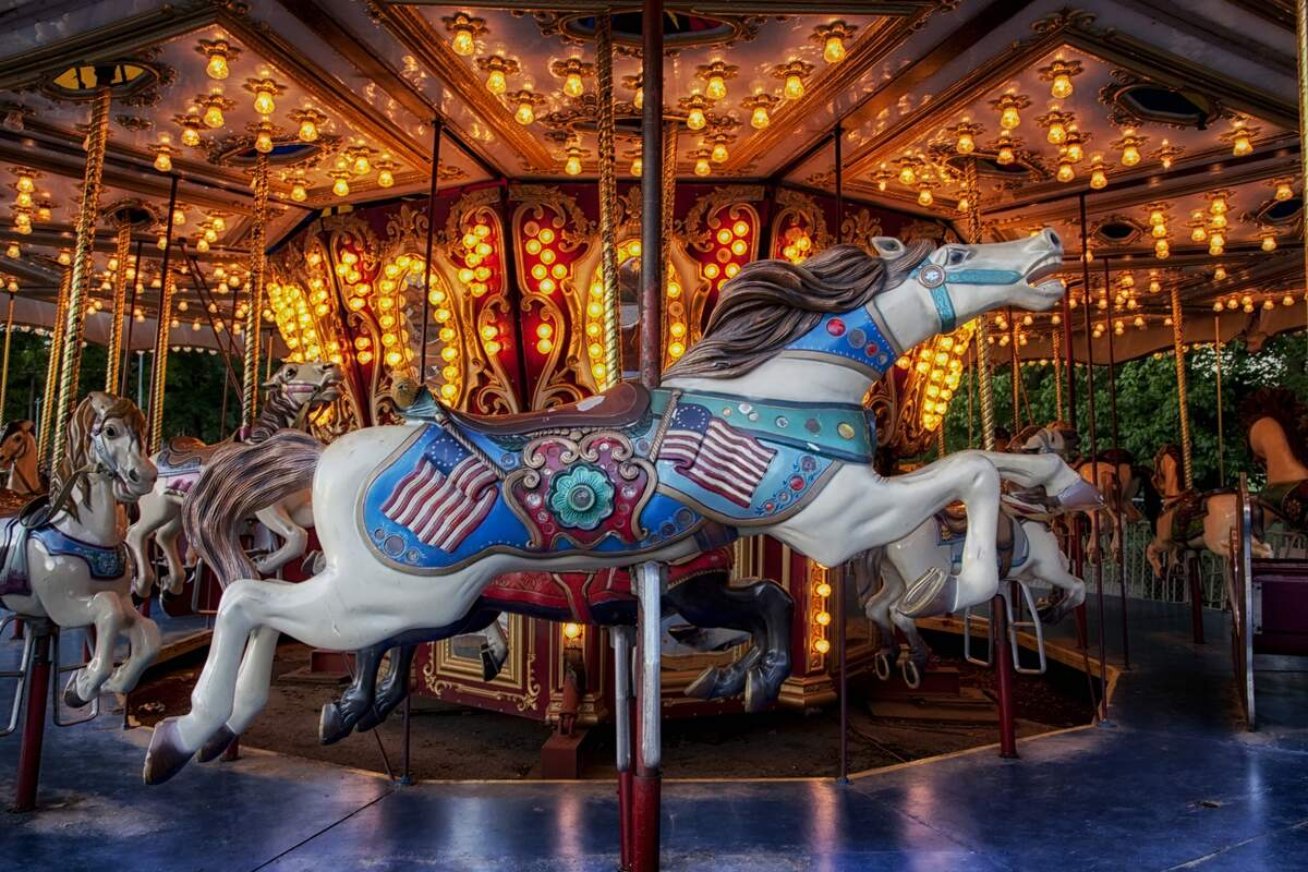 Image for National Carousel Day