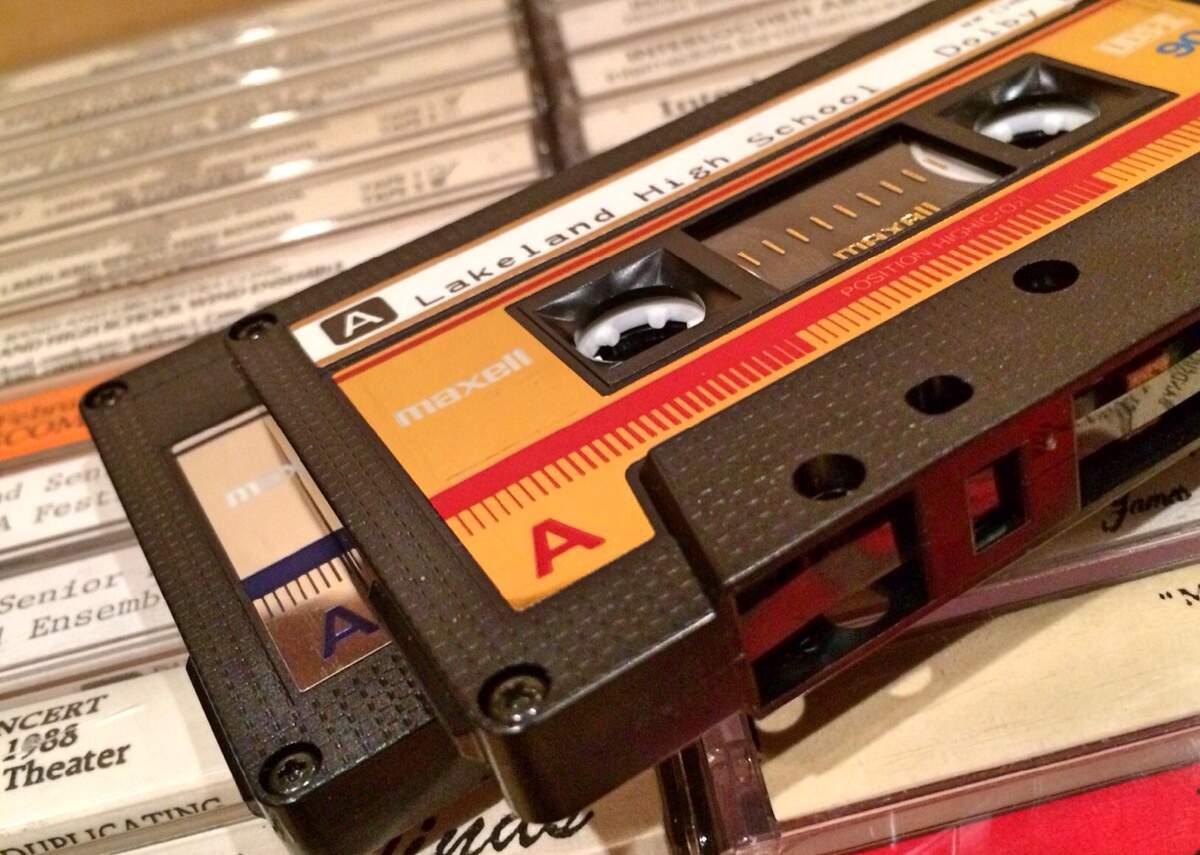 Image for International Cassette Store Day