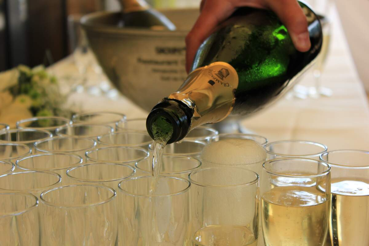 Image for National Champagne Day