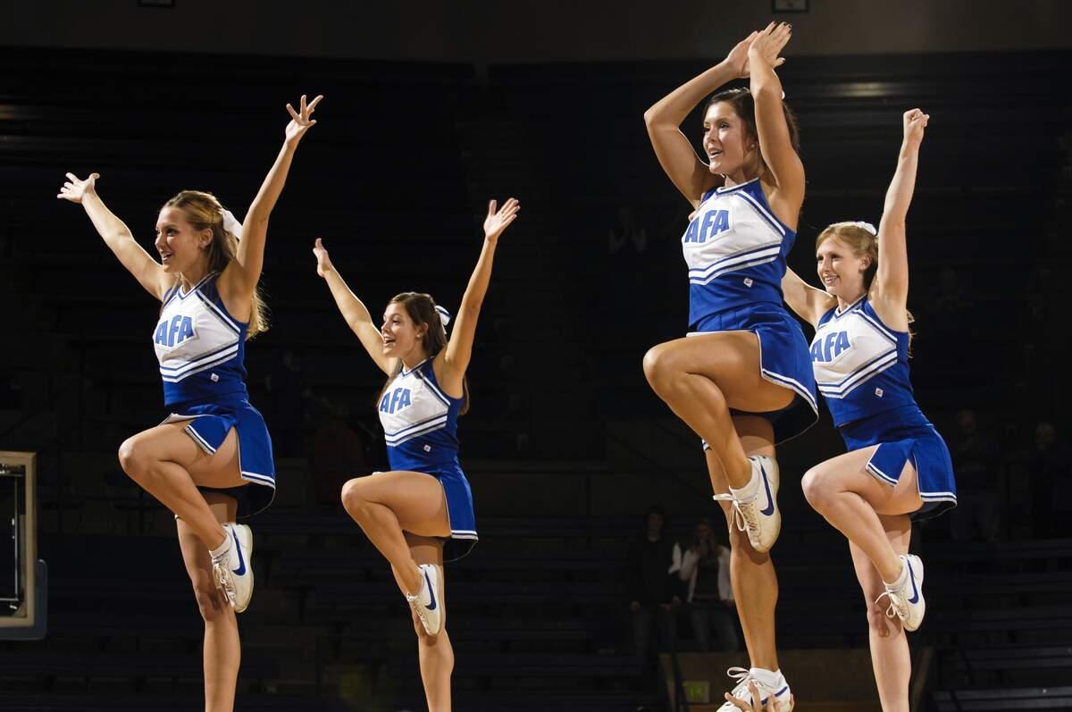 Image for National Cheerleading Week