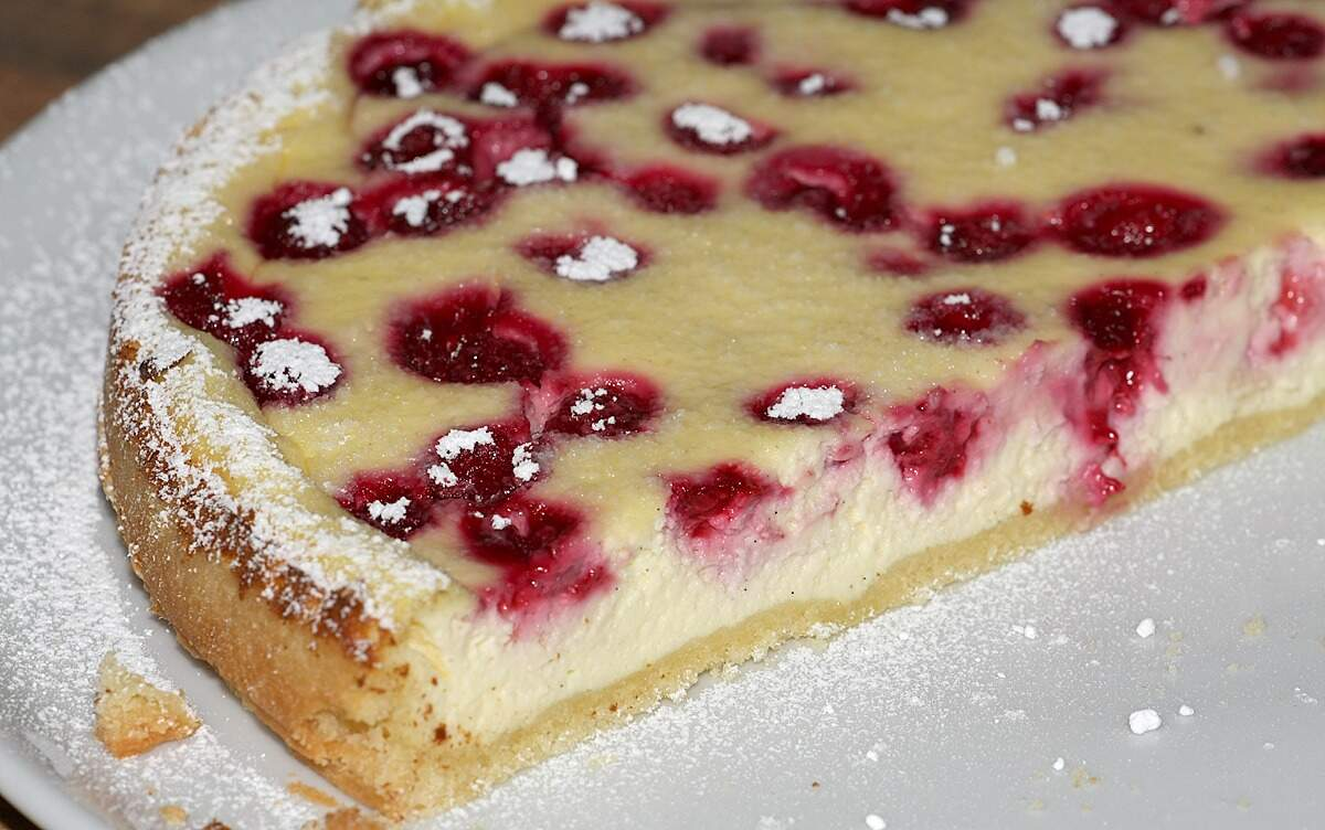 Image for National Cherry Cheesecake Day