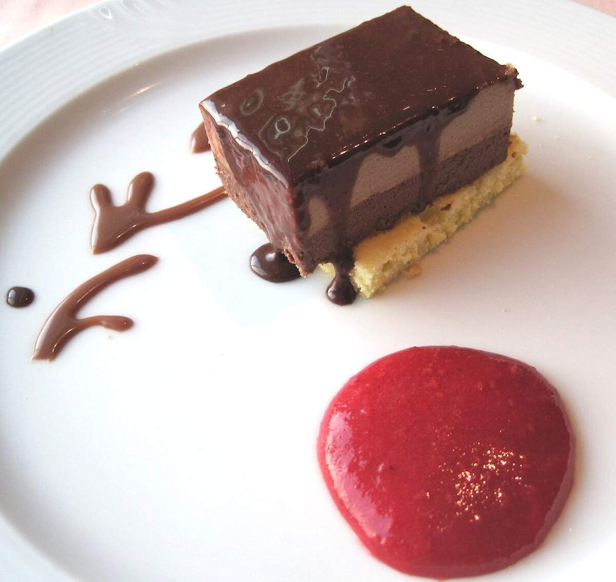 Image for National Chocolate Mousse Day