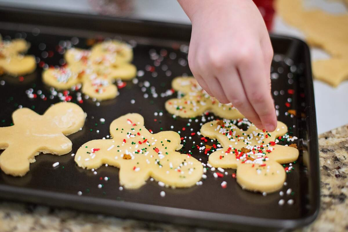Image for National Bake and Decorate Month