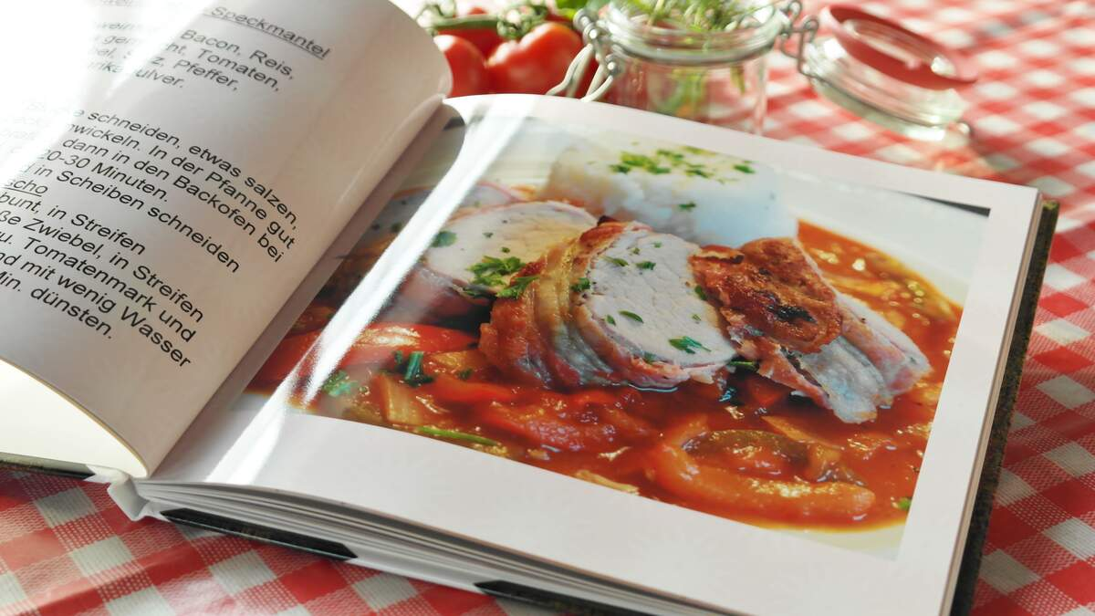 Image for Cookbook Launch Day