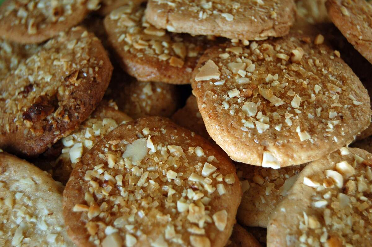 Image for National Pecan Cookie Day