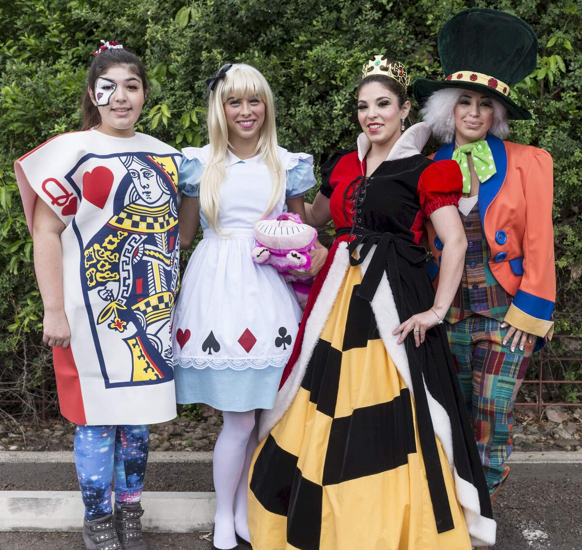 Image for Alice in Wonderland Day