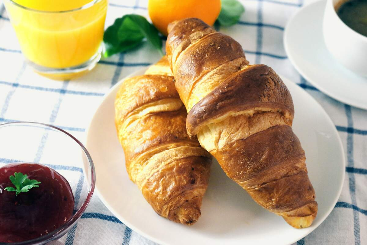 Image for National Croissant Day